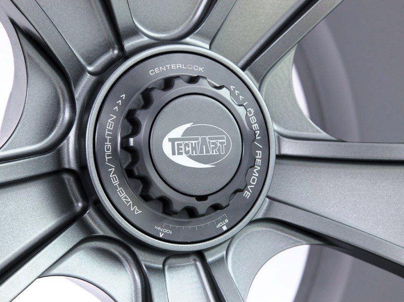 TECHART Releases First Four MACAN Wheels 23