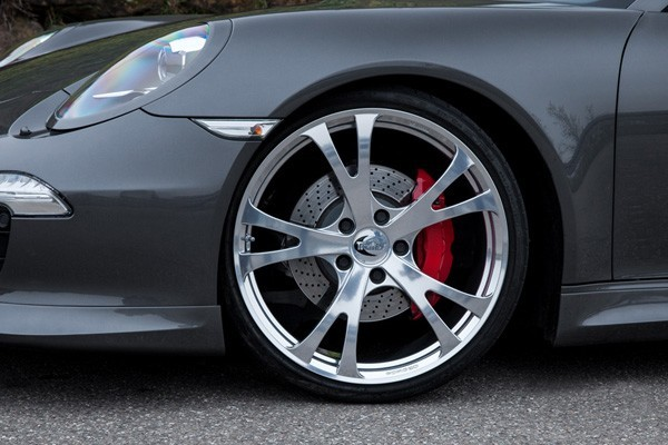 TECHART Releases First Four MACAN Wheels 34
