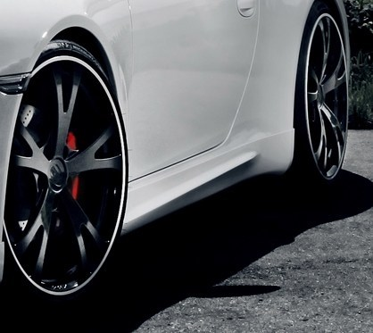 TECHART Releases First Four MACAN Wheels 39