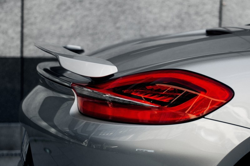 TECHART for Porsche Boxster and Cayman 14