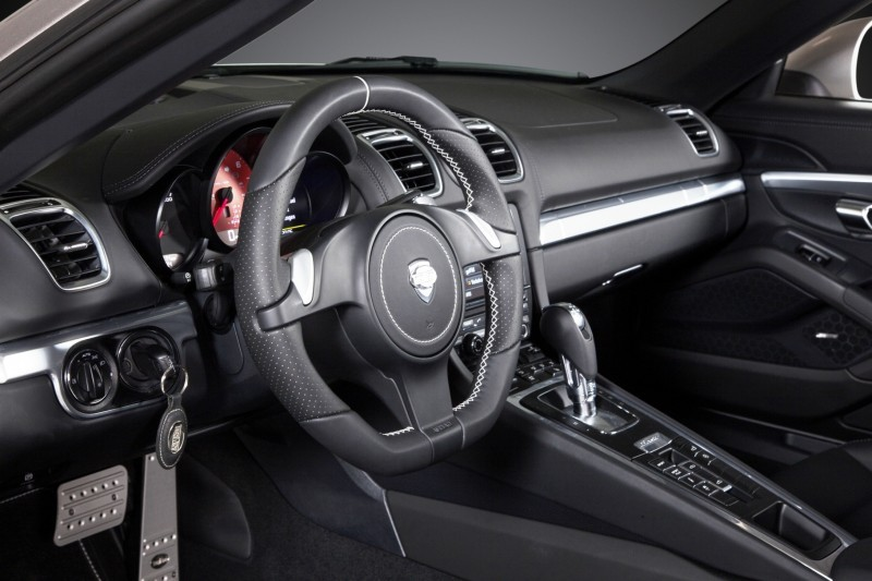 TECHART for Porsche Boxster and Cayman 16