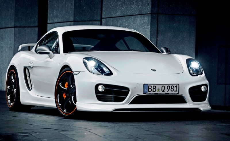 TECHART for Porsche Boxster and Cayman 33