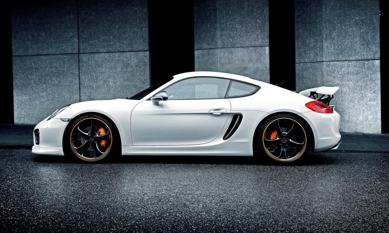 TECHART for Porsche Boxster and Cayman 34