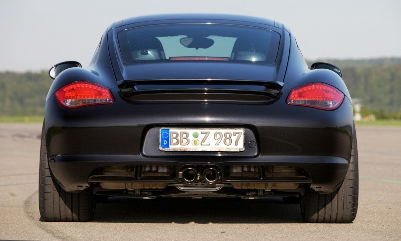 TECHART for Porsche Boxster and Cayman 47