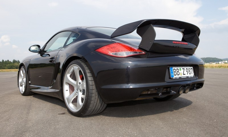 TECHART for Porsche Boxster and Cayman 53