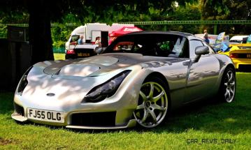 TVR Sportscars Brand Chronology 1956-2006 Plus a Roadmap to Global Sales for 2014 and Beyond 8