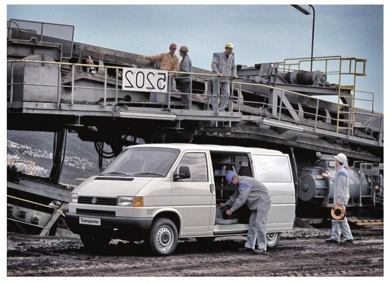 UK VW Commercial Transporter 60 years 16