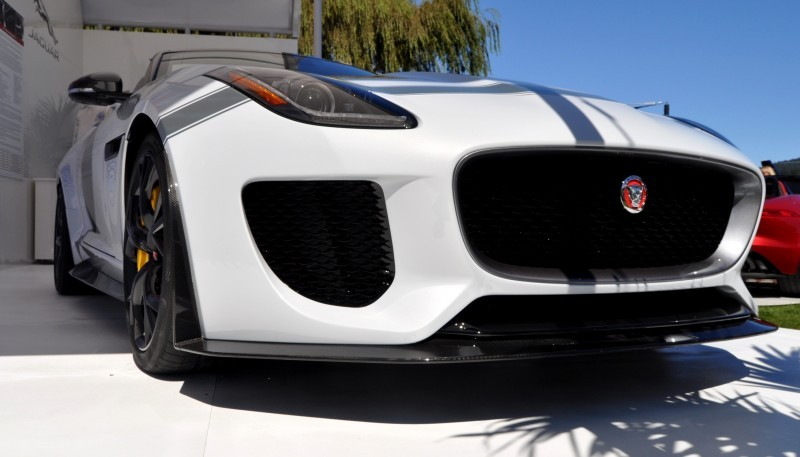 USA Debut - 2014 JAGUAR F-TYPE Project 7 Speedster! 3.8s to 60MPH, 575HP, 250 Copies Max 4