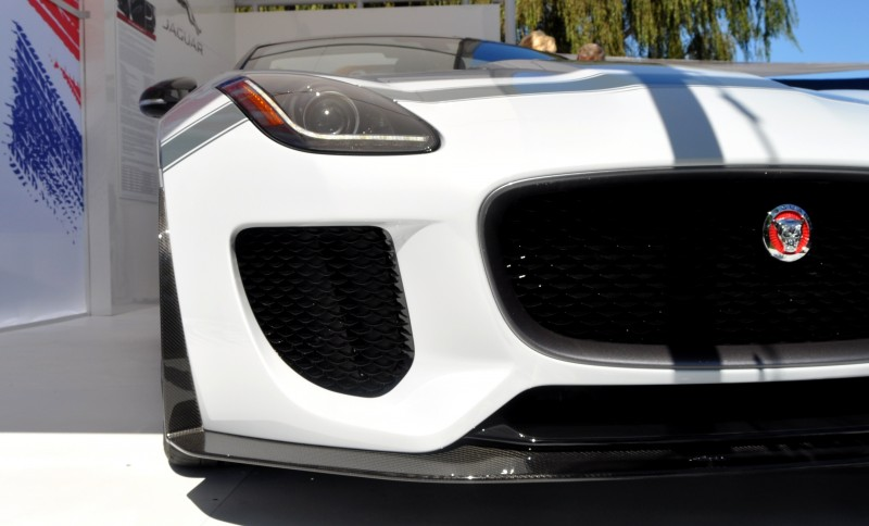 USA Debut - 2014 JAGUAR F-TYPE Project 7 Speedster! 3.8s to 60MPH, 575HP, 250 Copies Max 5