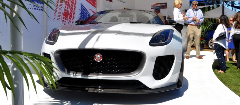 USA Debut - 2014 JAGUAR F-TYPE Project 7 Speedster! 3.8s to 60MPH, 575HP, 250 Copies Max 6