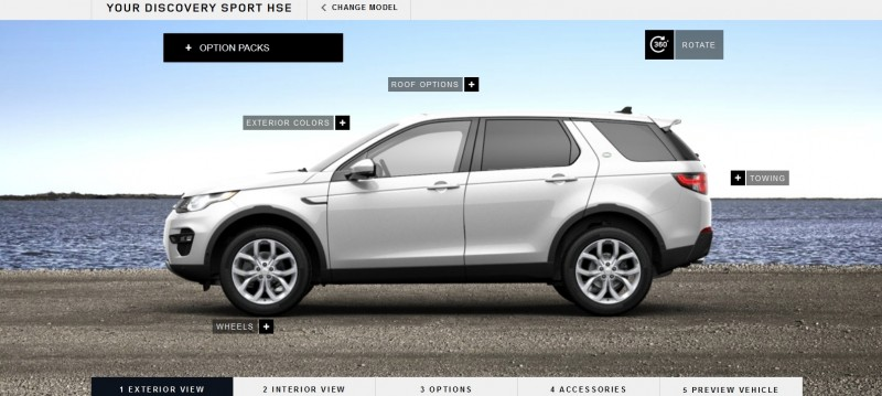 Update1 - 2015 Land Rover Discovery Sport - Specs, Prices, Options and Colors 1