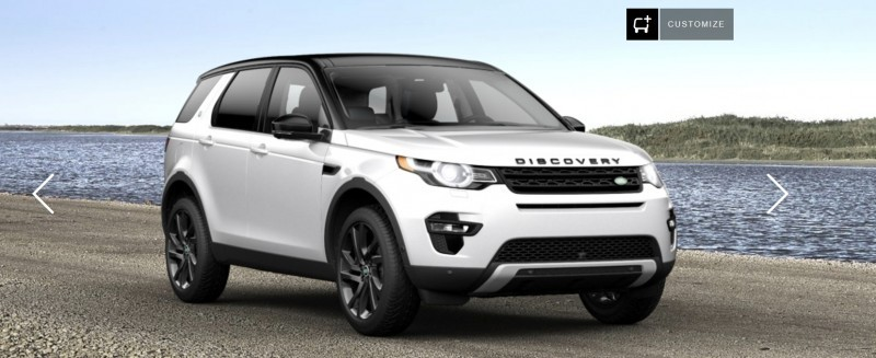 Update1 - 2015 Land Rover Discovery Sport - Specs, Prices, Options and Colors 26