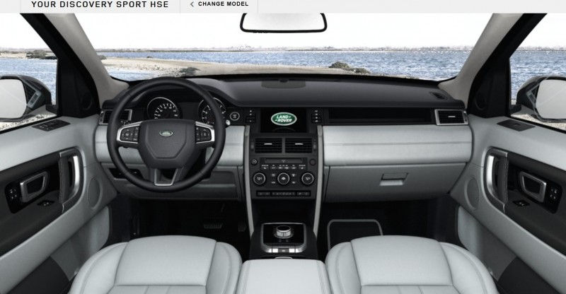 Update1 - 2015 Land Rover Discovery Sport - Specs, Prices, Options and Colors 39