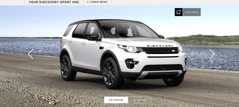 Update1 - 2015 Land Rover Discovery Sport - Specs, Prices, Options and Colors 4