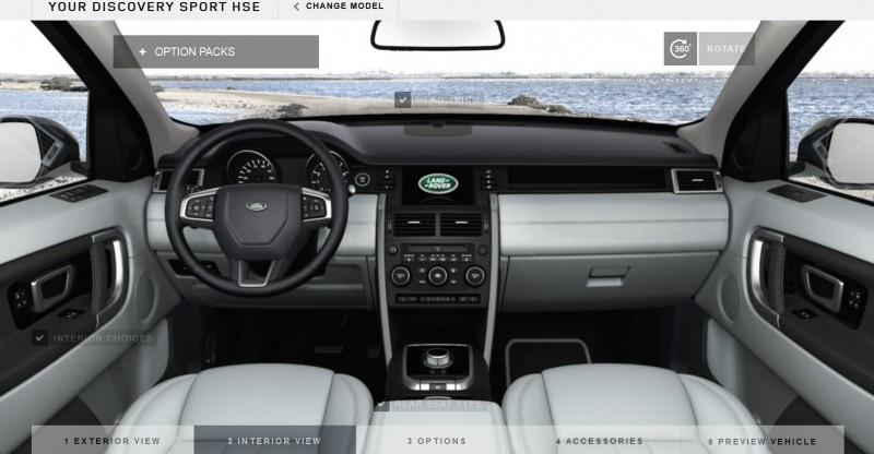 Update1 - 2015 Land Rover Discovery Sport - Specs, Prices, Options and Colors 41