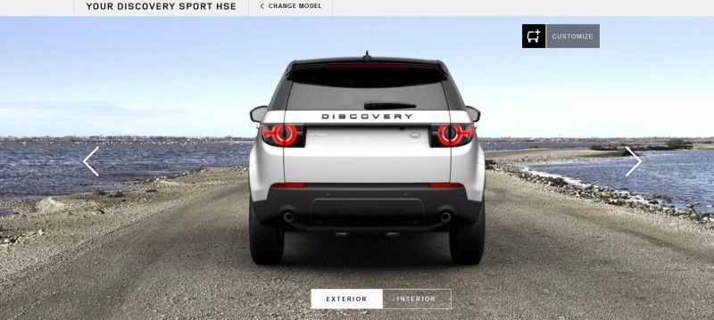 Update1 - 2015 Land Rover Discovery Sport - Specs, Prices, Options and Colors 6