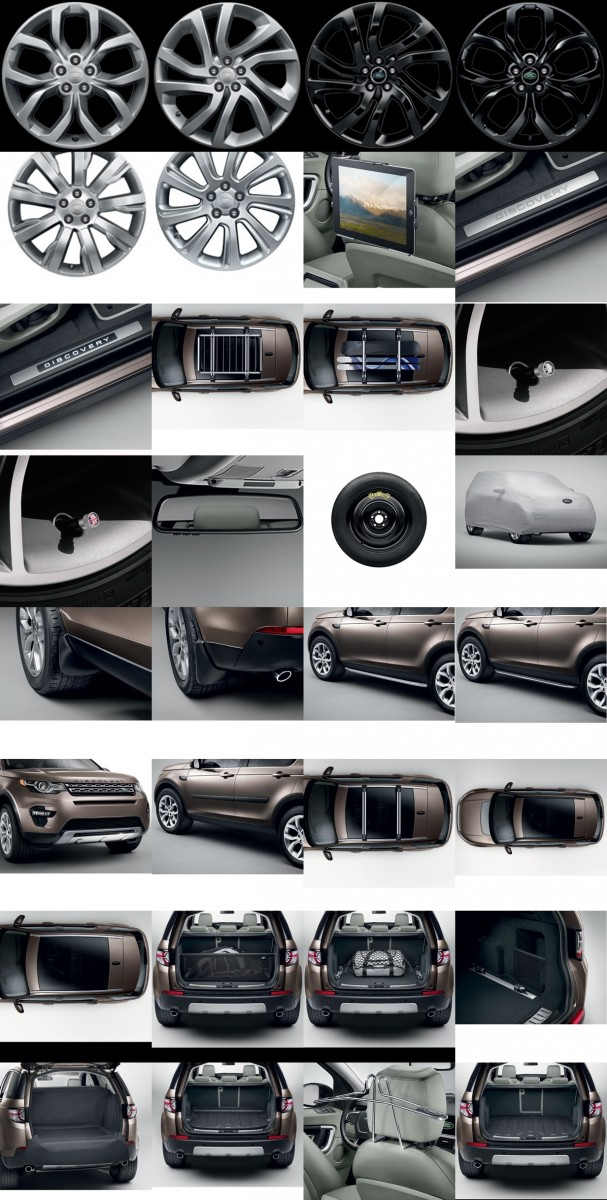 Update1 - 2015 Land Rover Discovery Sport - Specs, Prices, Options and Colors 74