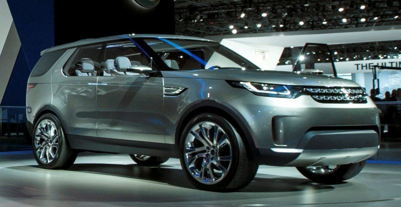 Update1 - Land Rover Discovery Concept Previews 2016 LR4 Discovery and 2015 LR2 Disco Sport 30