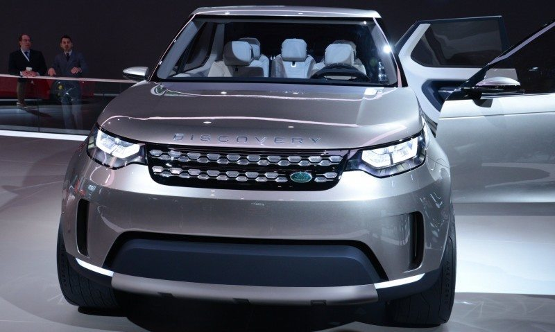 Update1 - Land Rover Discovery Concept Previews 2016 LR4 Discovery and 2015 LR2 Disco Sport 9
