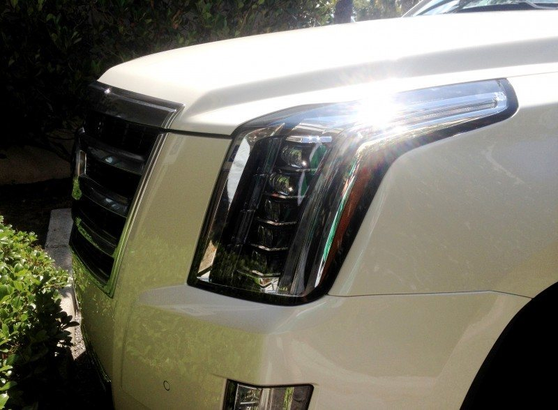 Update1 New Photos! 2015 Cadillac Escalade - Majors On Interior Upgrades - Leathers, Colors, Specs and Pricing 11