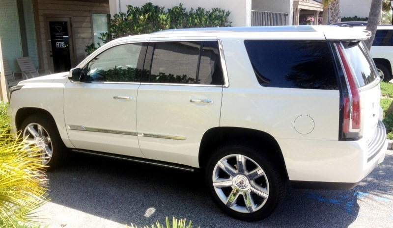 Update1 New Photos! 2015 Cadillac Escalade - Majors On Interior Upgrades - Leathers, Colors, Specs and Pricing 12
