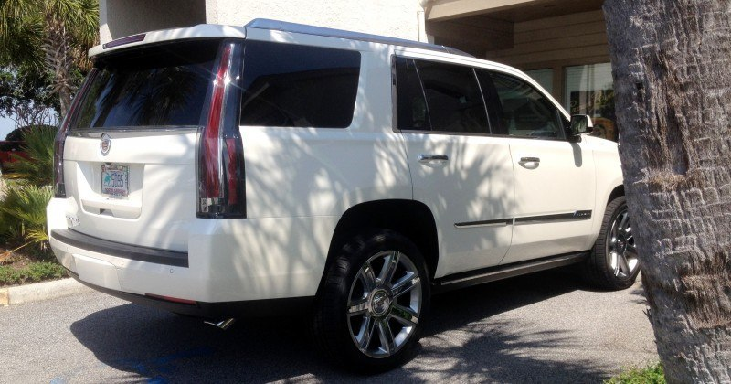 Update1 New Photos! 2015 Cadillac Escalade - Majors On Interior Upgrades - Leathers, Colors, Specs and Pricing 16