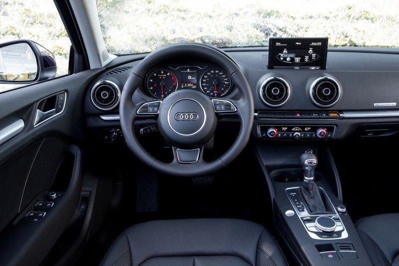 Update1 - Road Test Review - 2015 Audi A3 Sedan 1.8T FWD 20