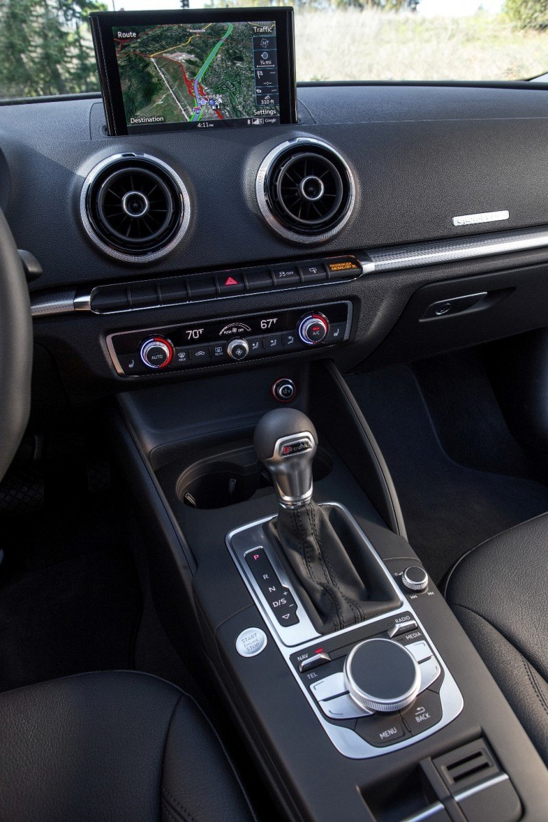 Update1 - Road Test Review - 2015 Audi A3 Sedan 1.8T FWD 23