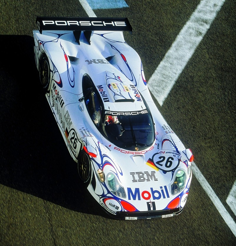Update1 - The Porsche Story in 99 Rare Photos - A Winners Racing Legacy 1
