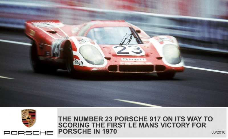 Update1 - The Porsche Story in 99 Rare Photos - A Winners Racing Legacy 21