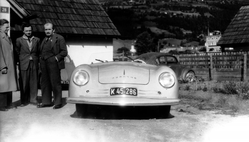 Update1 - The Porsche Story in 99 Rare Photos - A Winners Racing Legacy 6