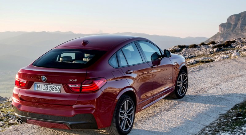 Update2 Debut Photos - 2015 BMW X4 Arriving Now to USA BMW Dealers 5