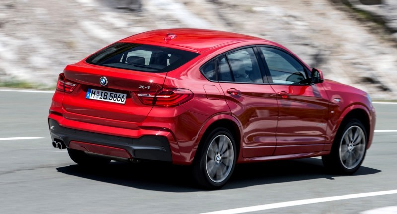 Update2 Debut Photos - 2015 BMW X4 Arriving Now to USA BMW Dealers 57