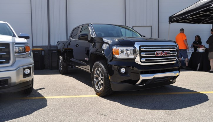 Updated With Real-Life Photos 302HP 2015 GMC Canyon All-Terrain 3