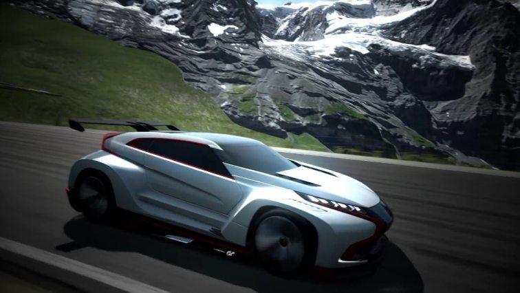 Vision GranTurismo Scores a Super Evo! Mitsubishi Concept XR-PHEV is Super Widetrack Racer 15