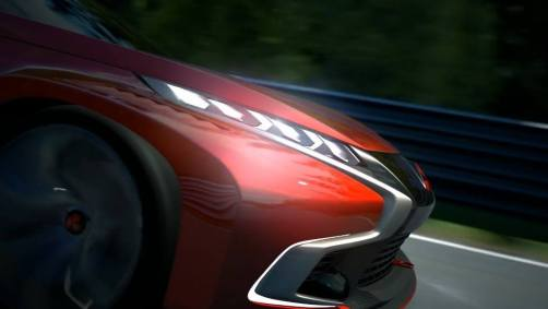 Vision GranTurismo Scores a Super Evo! Mitsubishi Concept XR-PHEV is Super Widetrack Racer 30