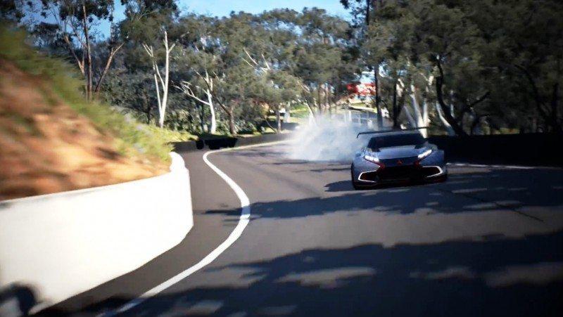 Vision GranTurismo Scores a Super Evo! Mitsubishi Concept XR-PHEV is Super Widetrack Racer 54