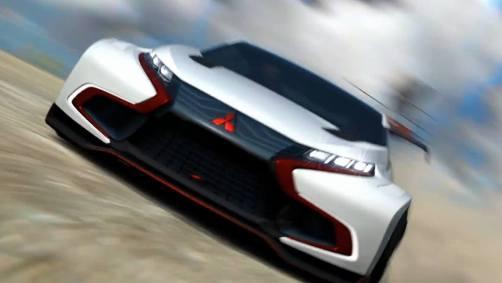 Vision GranTurismo Scores a Super Evo! Mitsubishi Concept XR-PHEV is Super Widetrack Racer 57