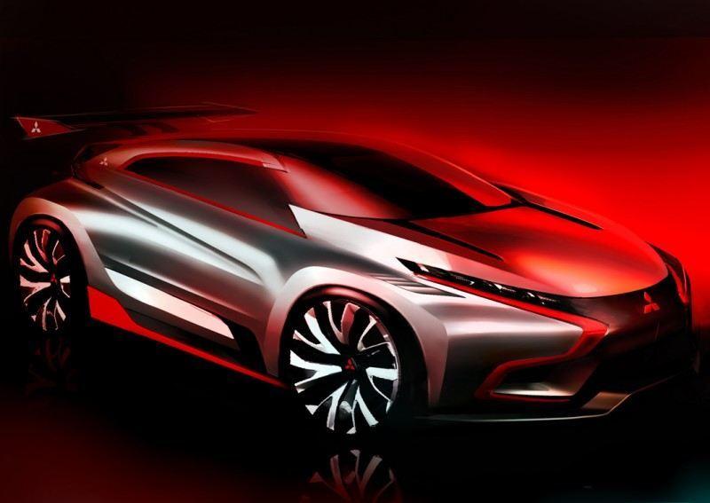Vision GranTurismo Scores a Super Evo! Mitsubishi Concept XR-PHEV is Super Widetrack Racer 66