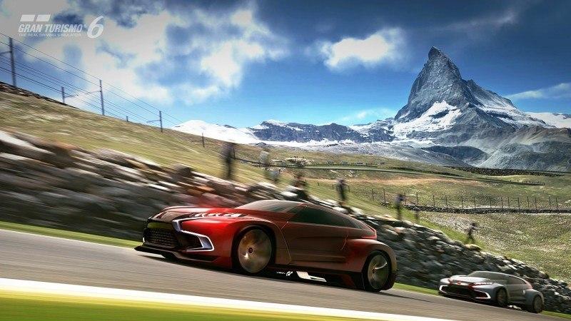 Vision GranTurismo Scores a Super Evo! Mitsubishi Concept XR-PHEV is Super Widetrack Racer 68