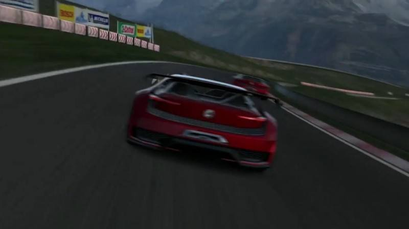 Volkswagen GTI Roadster Vision Gran Turismo Scores 4Motion and 500HP Twin-Turbo VR6 10