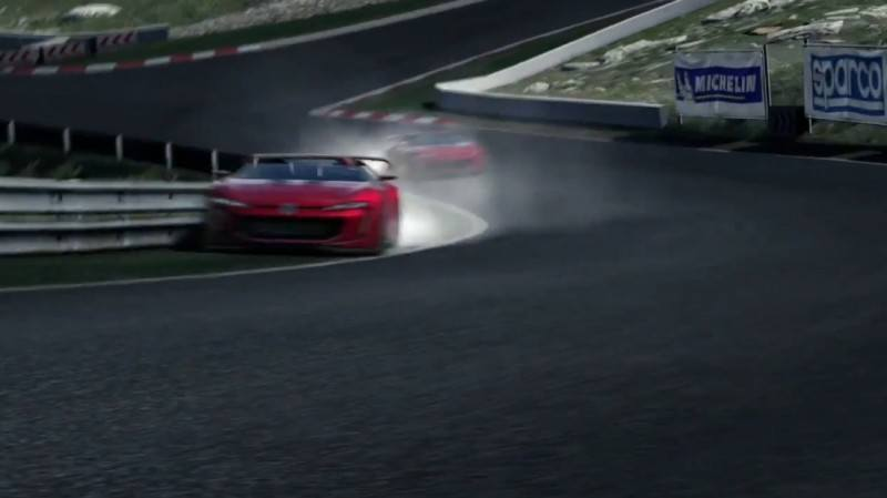 Volkswagen GTI Roadster Vision Gran Turismo Scores 4Motion and 500HP Twin-Turbo VR6 11