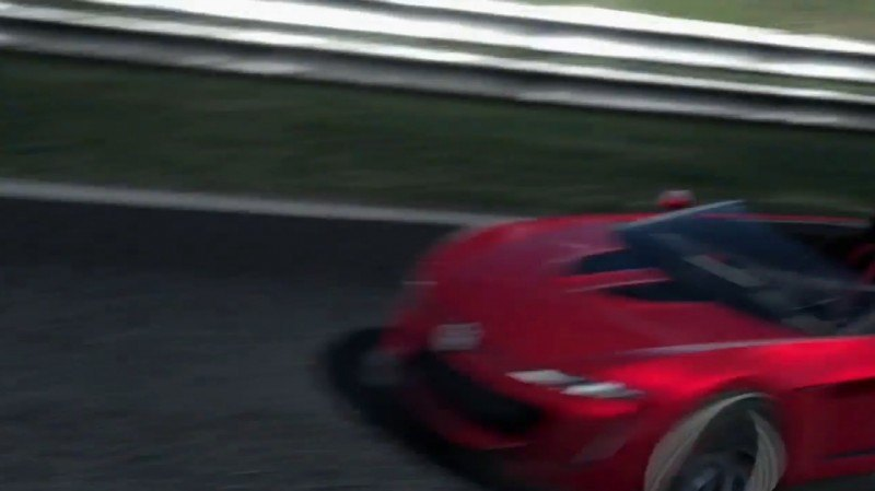 Volkswagen GTI Roadster Vision Gran Turismo Scores 4Motion and 500HP Twin-Turbo VR6 12