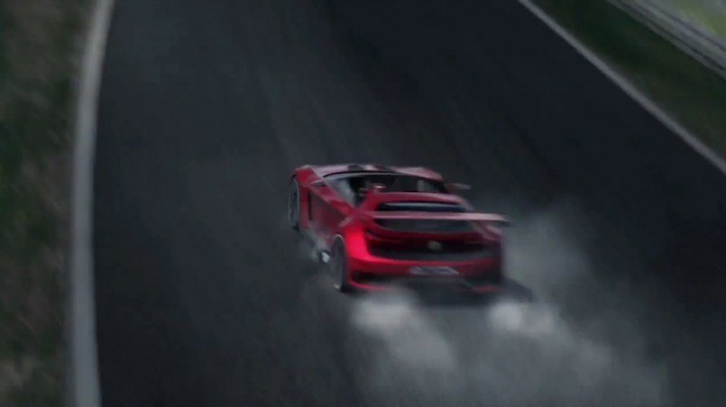 Volkswagen GTI Roadster Vision Gran Turismo Scores 4Motion and 500HP Twin-Turbo VR6 13
