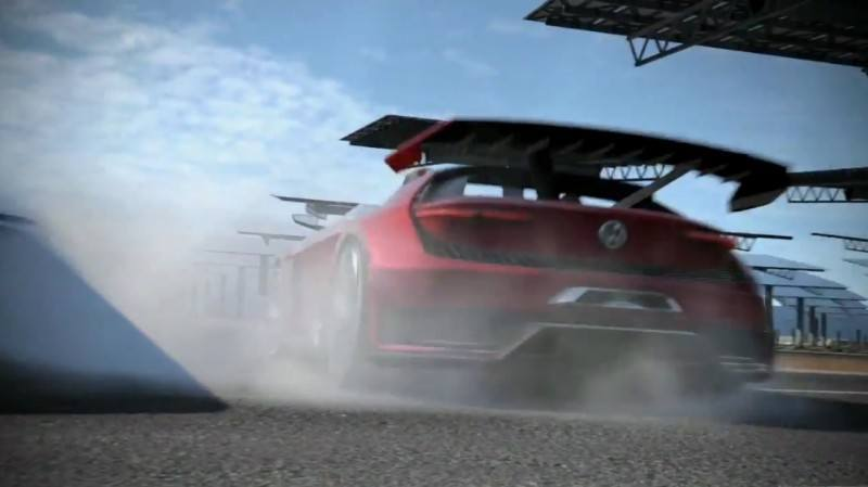 Volkswagen GTI Roadster Vision Gran Turismo Scores 4Motion and 500HP Twin-Turbo VR6 17