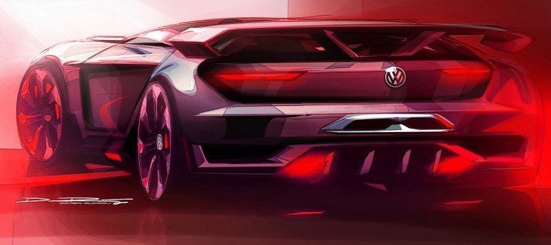 Volkswagen GTI Roadster Vision Gran Turismo Scores 4Motion and 500HP Twin-Turbo VR6 29
