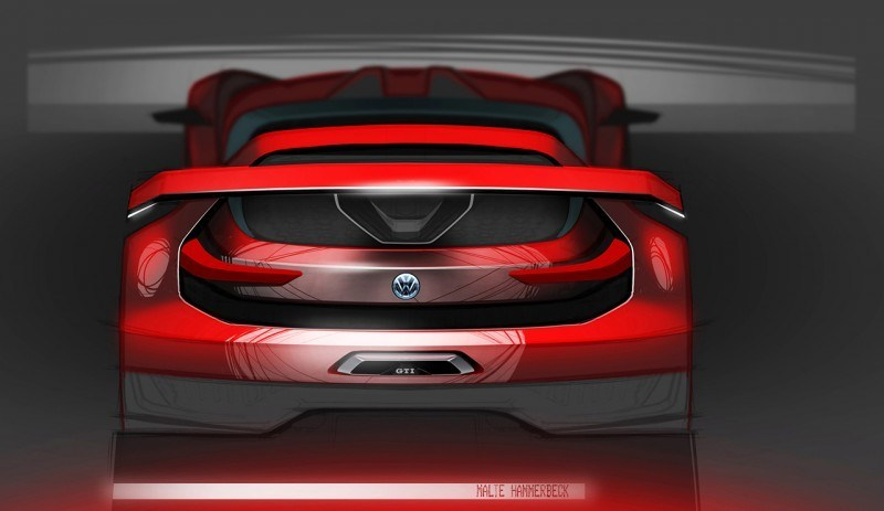 Volkswagen GTI Roadster Vision Gran Turismo Scores 4Motion and 500HP Twin-Turbo VR6 34
