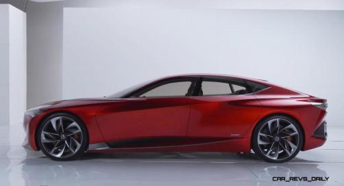 Worst of NAIAS - 2016 Acura Precision Concept 11