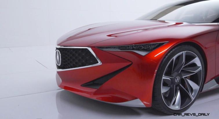 Worst of NAIAS - 2016 Acura Precision Concept 13