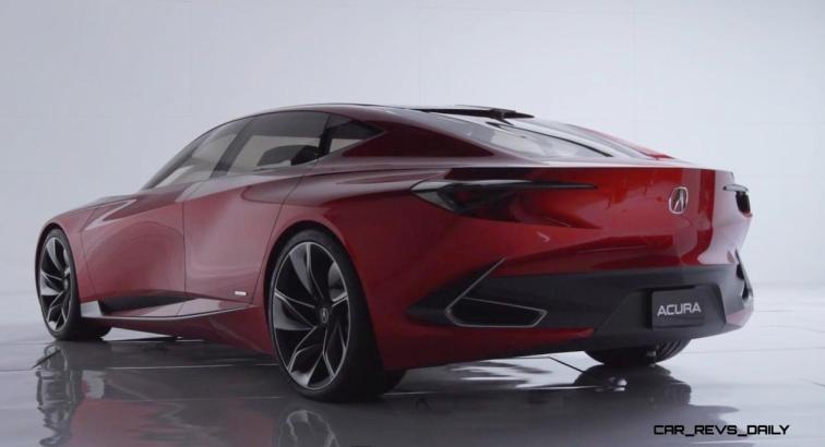 Worst of NAIAS - 2016 Acura Precision Concept 14